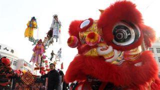 精彩!看中国各地如何欢欢喜喜闹元宵