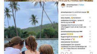 丹麦首富、VERO MODA老板的3个孩子在斯里兰卡罹难