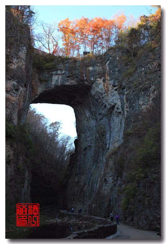 《原创摄影》:弗吉尼亚的天然桥_图1-10