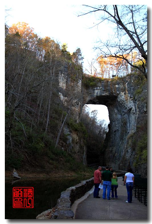 《原创摄影》:弗吉尼亚的天然桥_图1-11