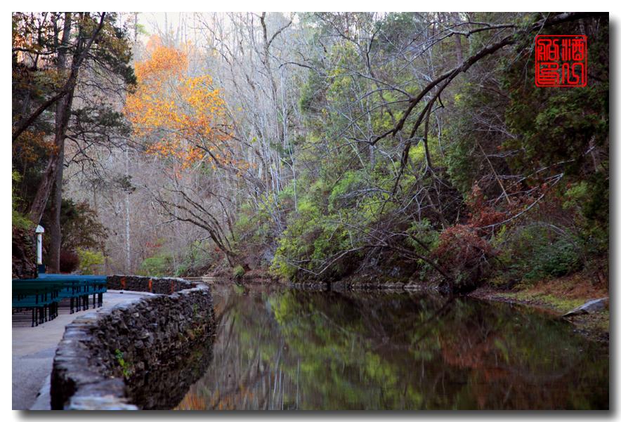 《原创摄影》:弗吉尼亚的天然桥_图1-13