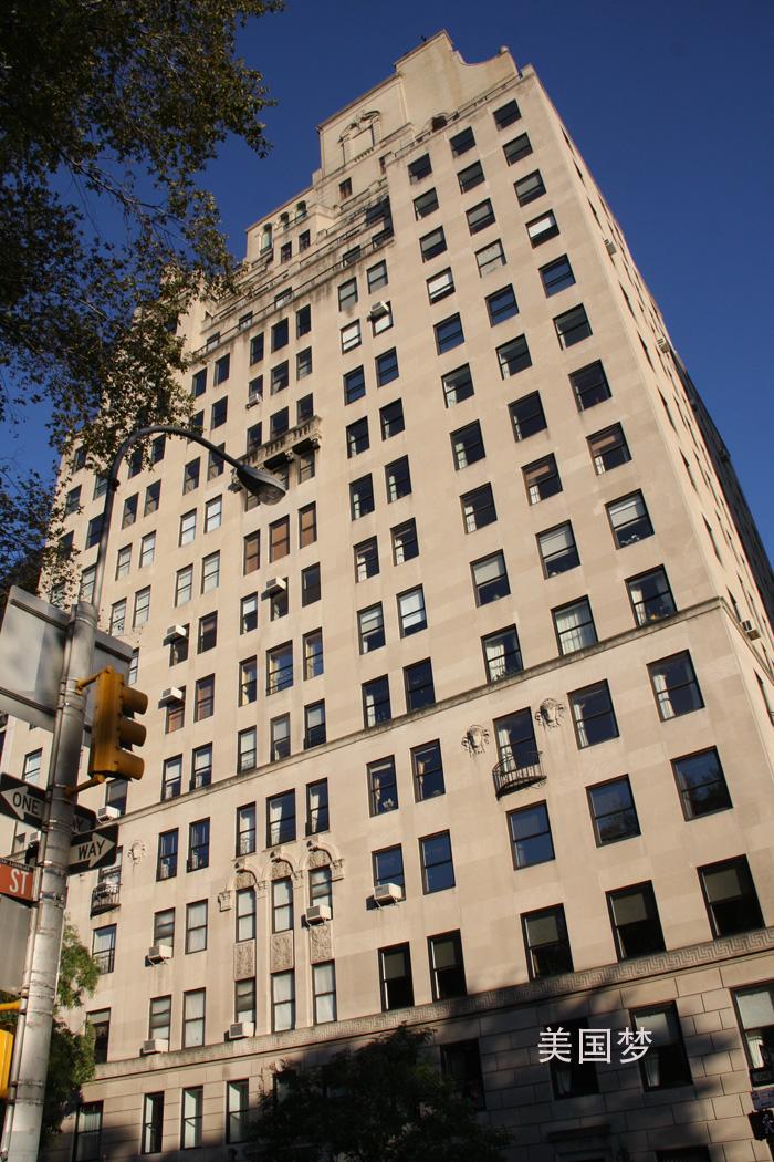 【原创】曼哈顿合作公寓,有钱未必买得到_图1-1