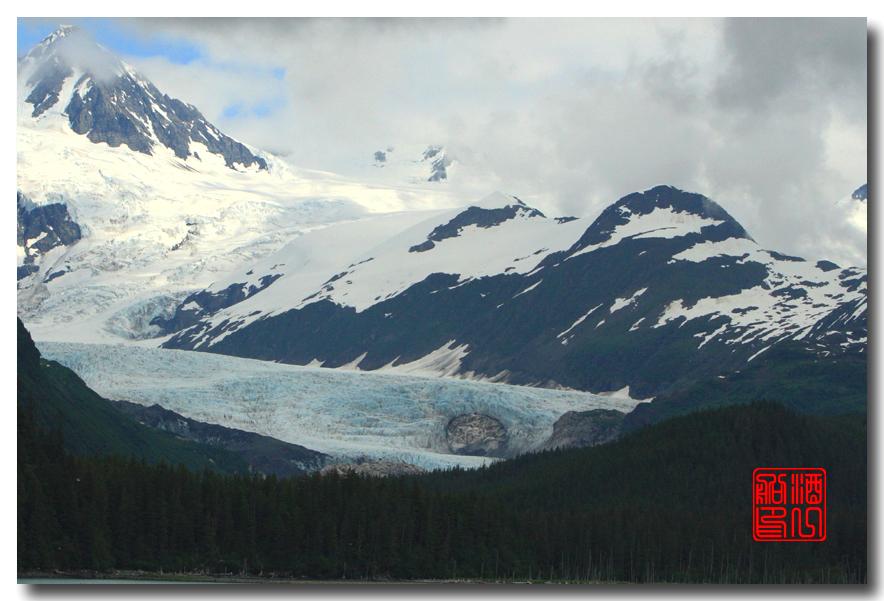 《原创摄影》:万年寒冰的纹理:梦中的阿拉斯加之十二_图1-9