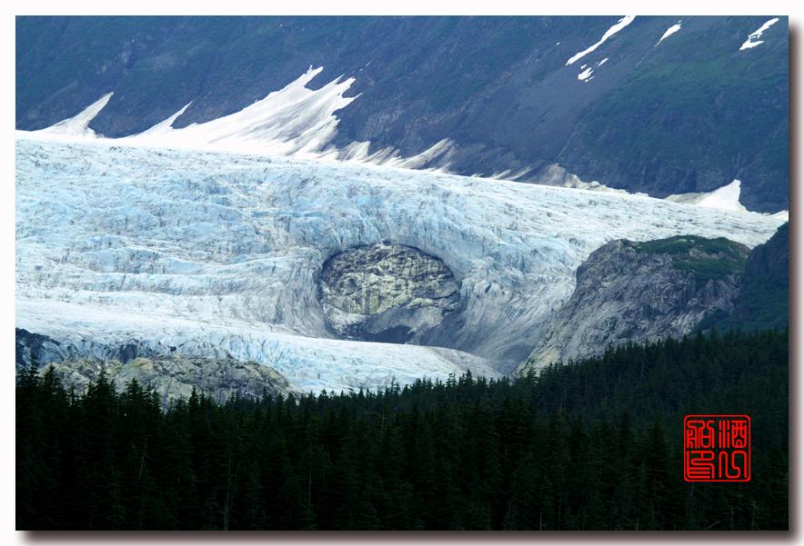 《原创摄影》:万年寒冰的纹理:梦中的阿拉斯加之十二_图1-10