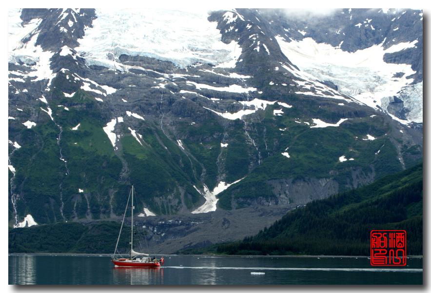 《原创摄影》:万年寒冰的纹理:梦中的阿拉斯加之十二_图1-21