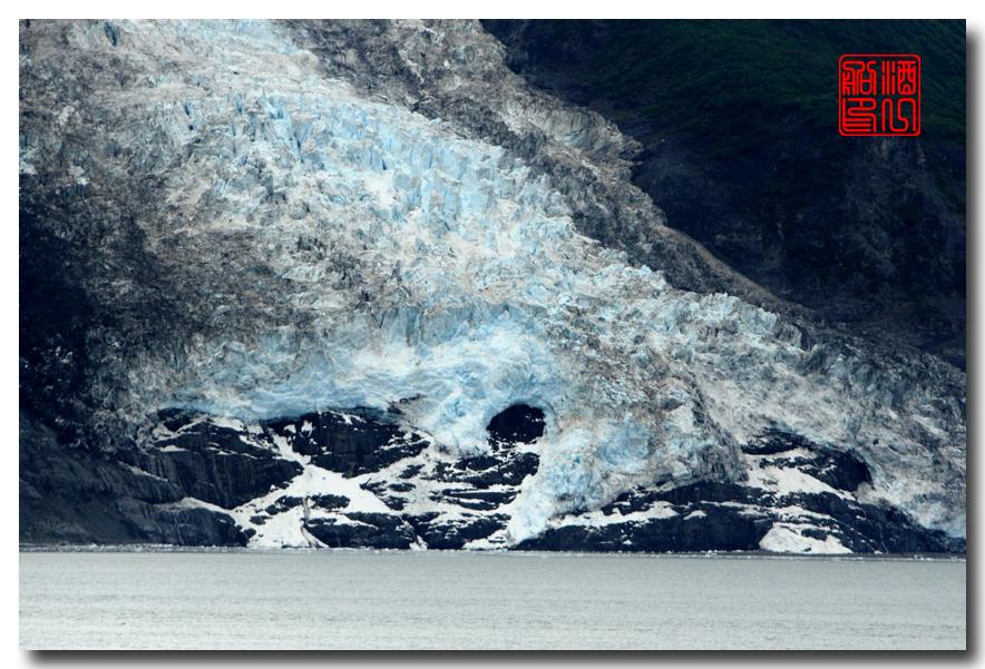 《原创摄影》:万年寒冰的纹理:梦中的阿拉斯加之十二_图1-25