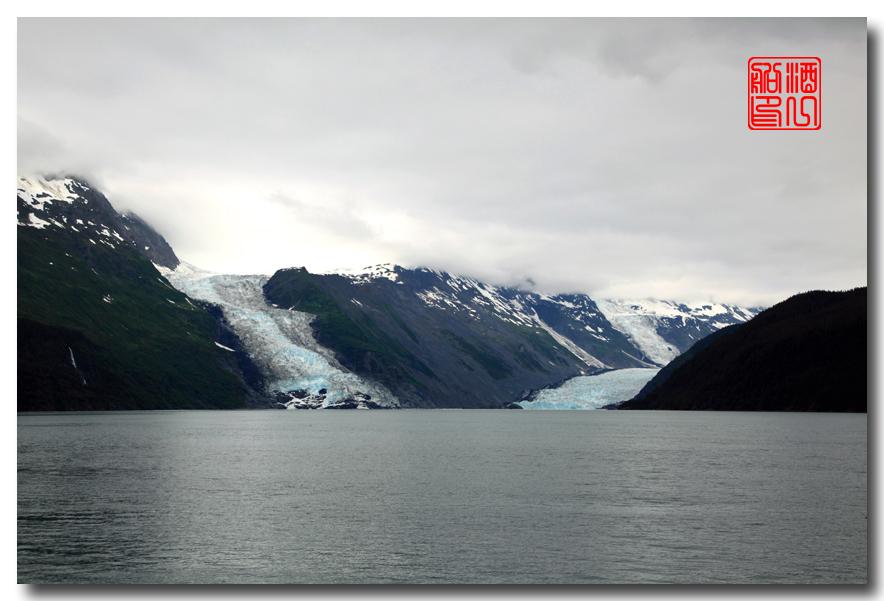 《原创摄影》:万年寒冰的纹理:梦中的阿拉斯加之十二_图1-26