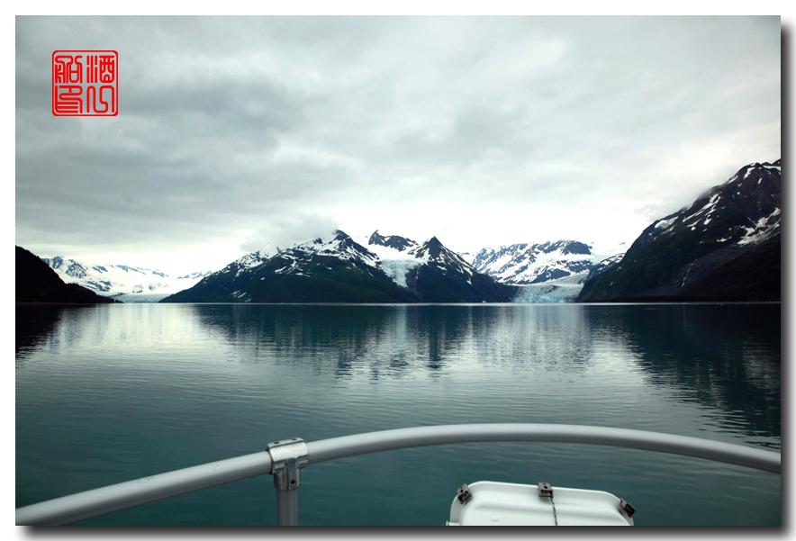 《原创摄影》:万年寒冰的纹理:梦中的阿拉斯加之十二_图1-30