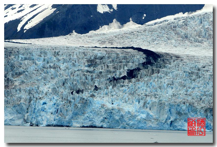 《原创摄影》:万年寒冰的纹理:梦中的阿拉斯加之十二_图1-31