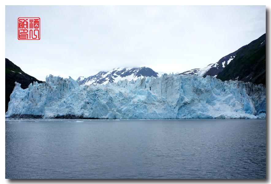 《原创摄影》:万年寒冰的纹理:梦中的阿拉斯加之十二_图1-32