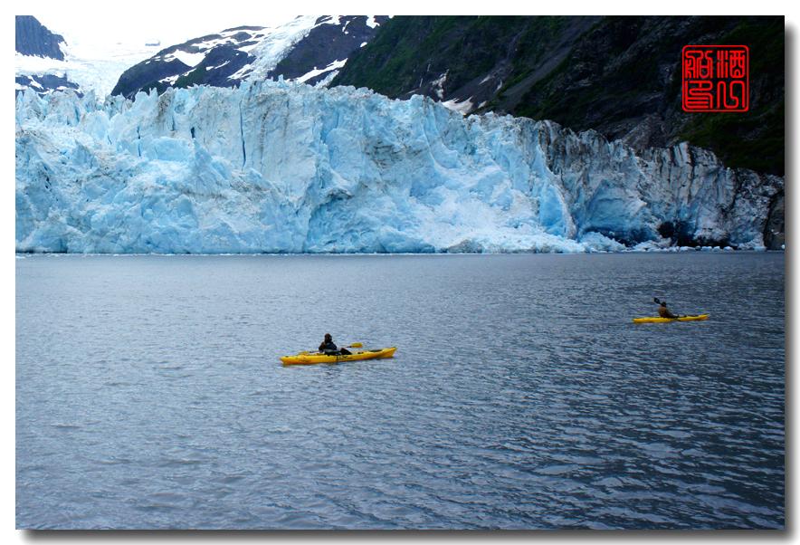 《原创摄影》:万年寒冰的纹理:梦中的阿拉斯加之十二_图1-34