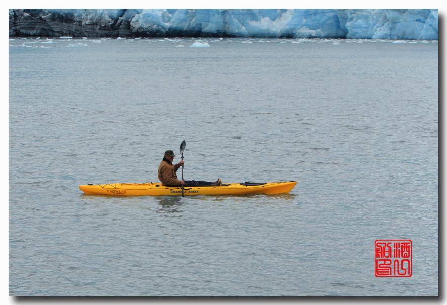 《原创摄影》:万年寒冰的纹理:梦中的阿拉斯加之十二_图1-35