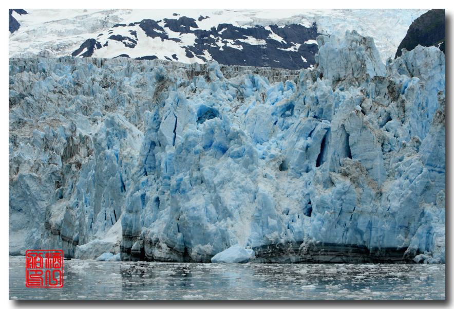 《原创摄影》:万年寒冰的纹理:梦中的阿拉斯加之十二_图1-37