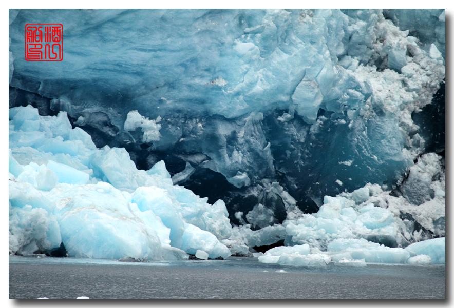 《原创摄影》:万年寒冰的纹理:梦中的阿拉斯加之十二_图1-42