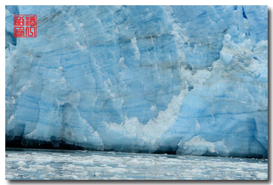 《原创摄影》:万年寒冰的纹理:梦中的阿拉斯加之十二_图1-38
