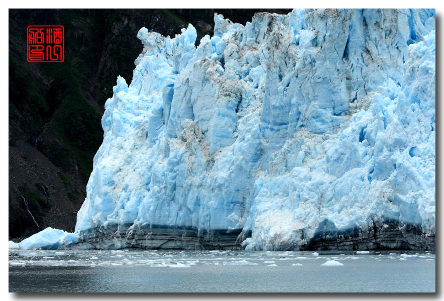 《原创摄影》:万年寒冰的纹理:梦中的阿拉斯加之十二_图1-47