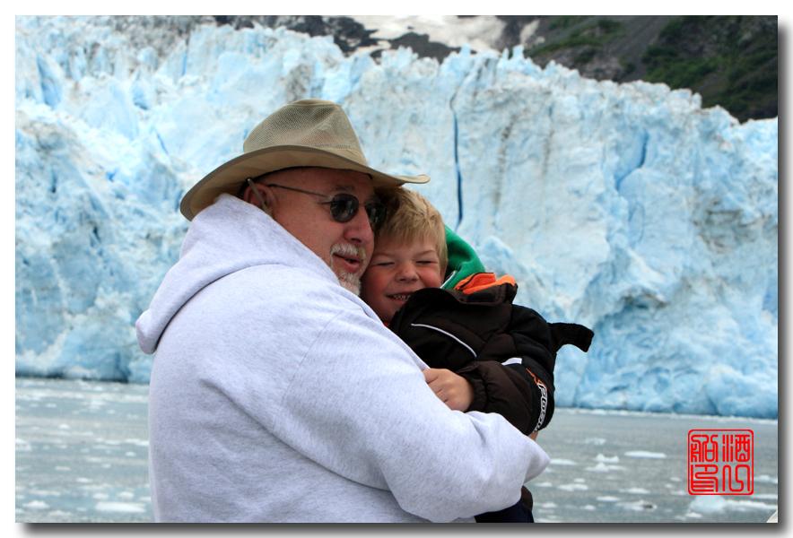 《原创摄影》:万年寒冰的纹理:梦中的阿拉斯加之十二_图1-46