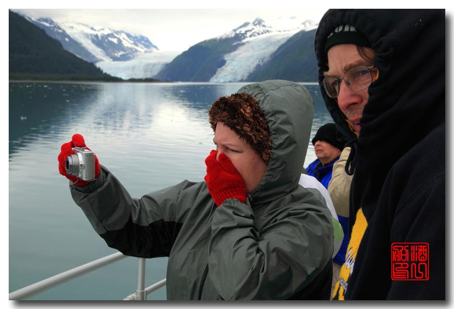 《原创摄影》:万年寒冰的纹理:梦中的阿拉斯加之十二_图1-45