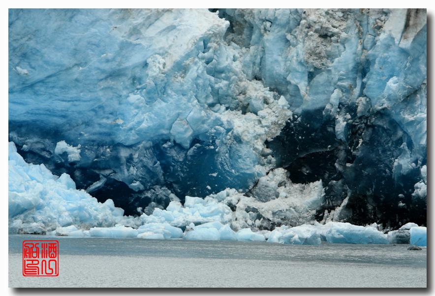 《原创摄影》:万年寒冰的纹理:梦中的阿拉斯加之十二_图1-43