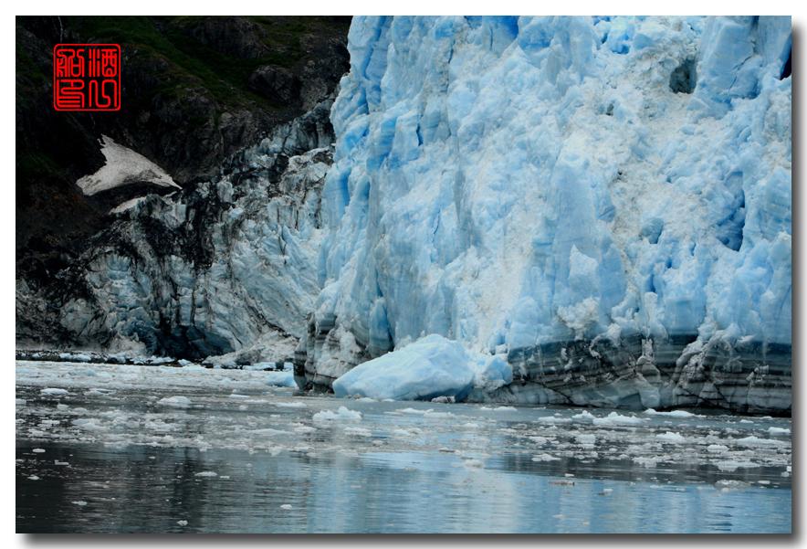 《原创摄影》:万年寒冰的纹理:梦中的阿拉斯加之十二_图1-48