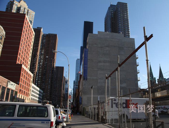 【原创】纽约看楼记——曼哈顿西42街_图1-1