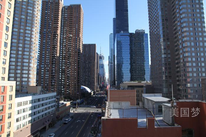 【原创】纽约看楼记——曼哈顿西42街_图1-7