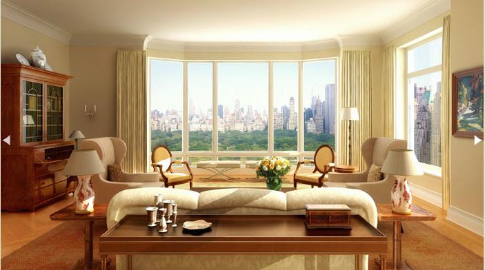 看!纽约曼哈顿8800万元豪宅_图1-4