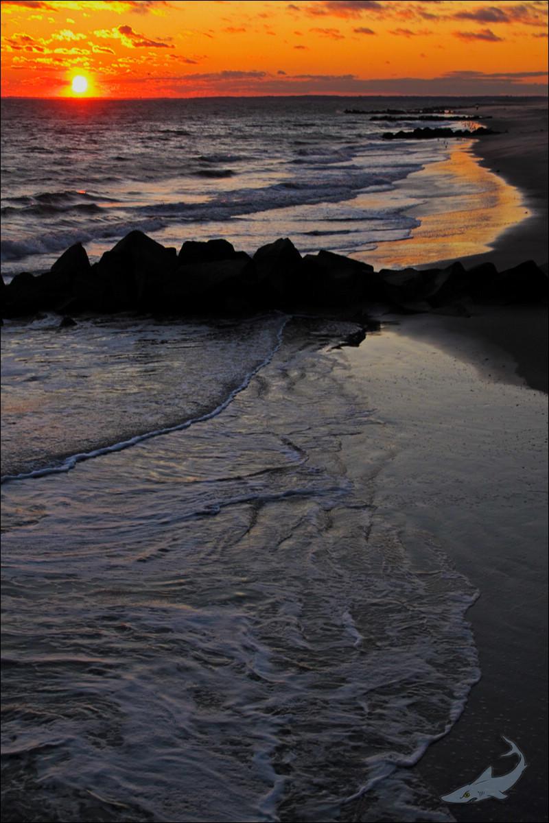 康尼岛日落(G12)_图1-4