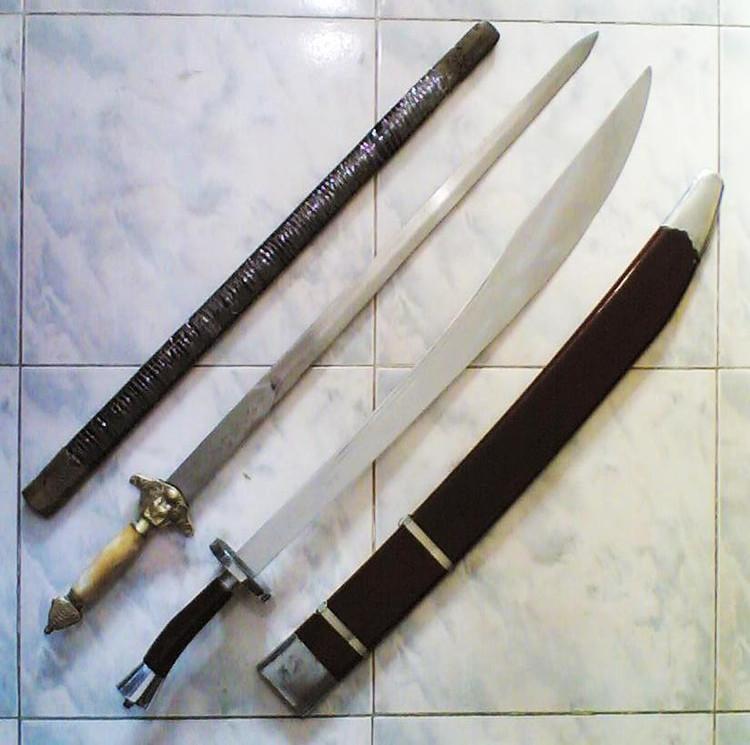 【武术健身】偶尔舒筋活血_图1-2