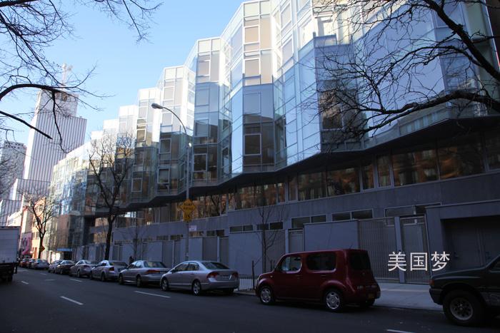 纽约看楼记——曼哈顿中城西区全新住宅_图1-19