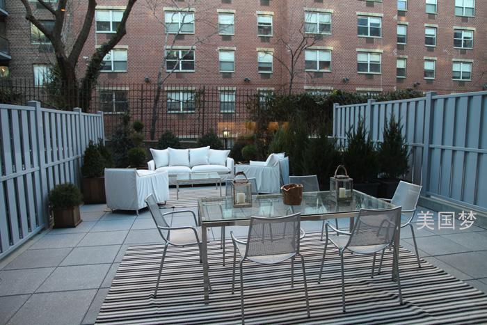 纽约看楼记——曼哈顿中城西区全新住宅_图1-3