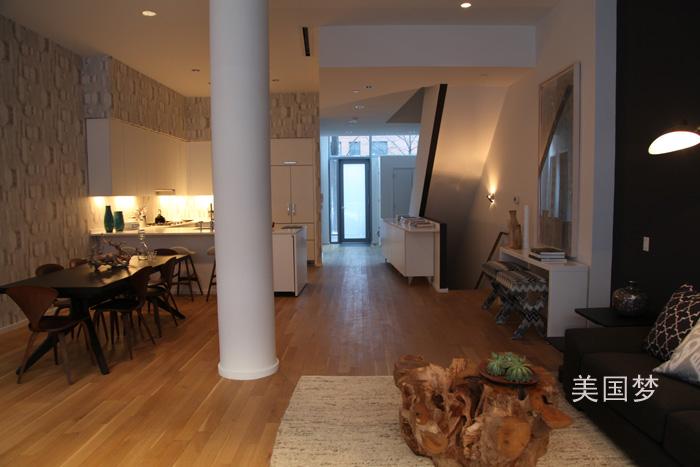 纽约看楼记——曼哈顿中城西区全新住宅_图1-5