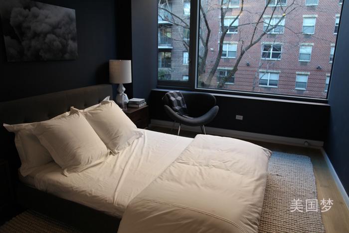 纽约看楼记——曼哈顿中城西区全新住宅_图1-10