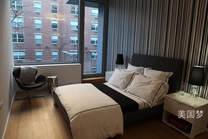 纽约看楼记——曼哈顿中城西区全新住宅_图1-9
