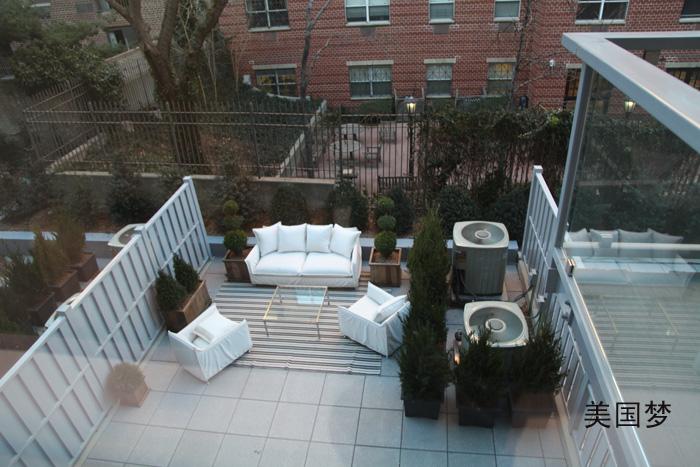 纽约看楼记——曼哈顿中城西区全新住宅_图1-4