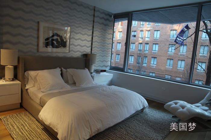 纽约看楼记——曼哈顿中城西区全新住宅_图1-11
