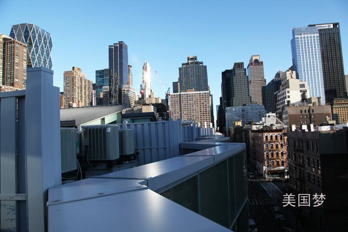 纽约看楼记——曼哈顿中城西区全新住宅_图1-1