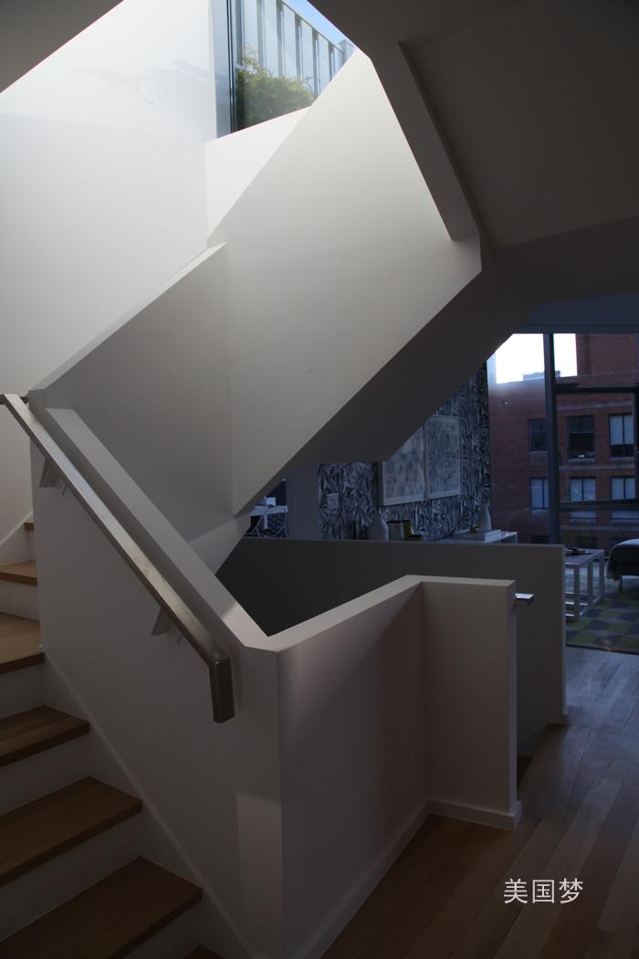纽约看楼记——曼哈顿中城西区全新住宅_图1-14