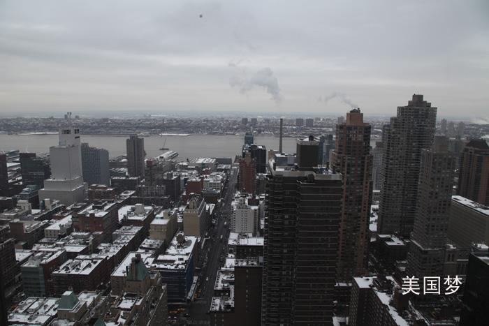 纽约看楼记:曼哈顿一套500万豪宅庆祝新春_图1-2