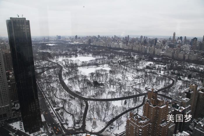 纽约看楼记:曼哈顿一套500万豪宅庆祝新春_图1-1