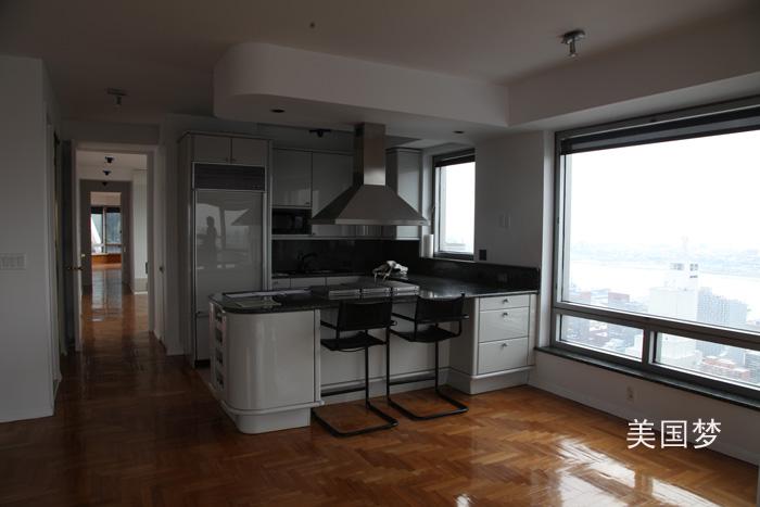 纽约看楼记:曼哈顿一套500万豪宅庆祝新春_图1-4