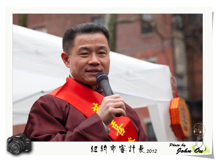 【John Ou】第13届纽约炮竹贺新春今在华埠举行_图1-5