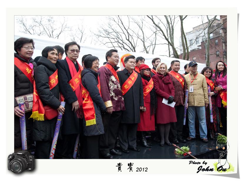 【John Ou】第13届纽约炮竹贺新春今在华埠举行_图1-8