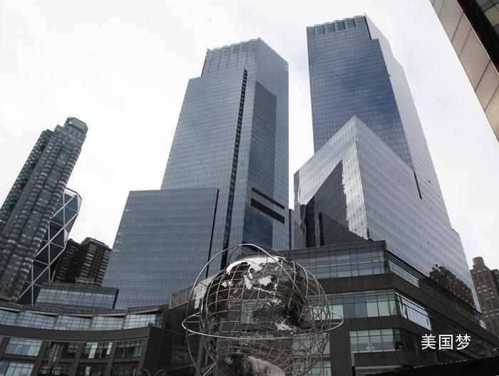 纽约看楼记:曼哈顿中央公园西南角的顶级豪宅_图1-1