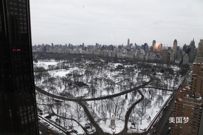 纽约看楼记:曼哈顿中央公园西南角的顶级豪宅_图1-8
