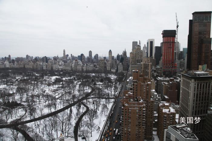 纽约看楼记:曼哈顿中央公园西南角的顶级豪宅_图1-9