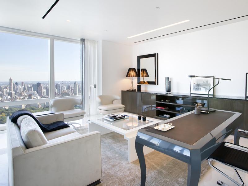 纽约看楼记:曼哈顿中央公园西南角的顶级豪宅_图1-17