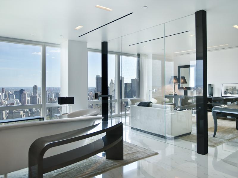 纽约看楼记:曼哈顿中央公园西南角的顶级豪宅_图1-18