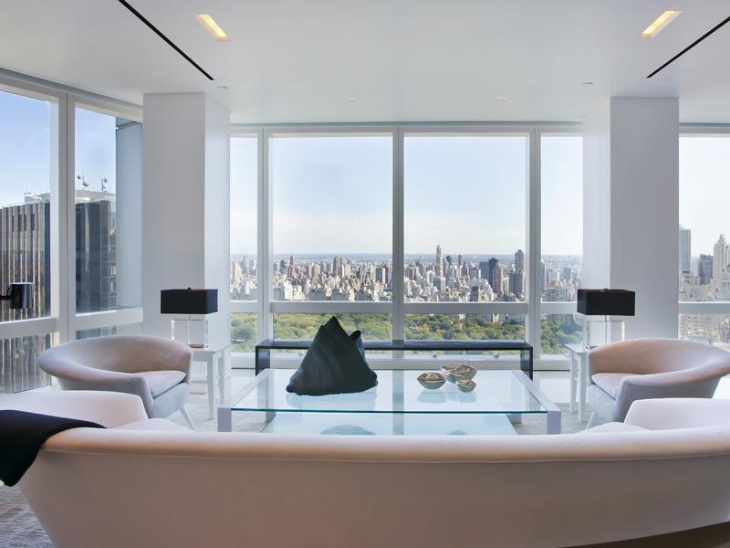纽约看楼记:曼哈顿中央公园西南角的顶级豪宅_图1-15