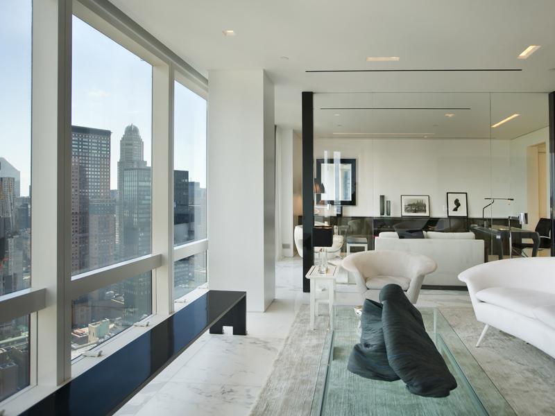 纽约看楼记:曼哈顿中央公园西南角的顶级豪宅_图1-16